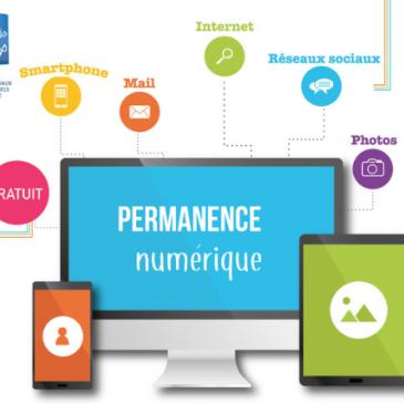 Permanences numériques