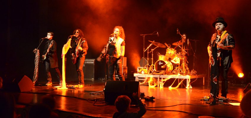 Concert les ZELETRONS FRITS