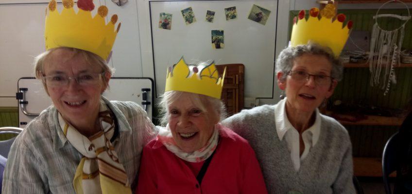 Les reines du repas partagé