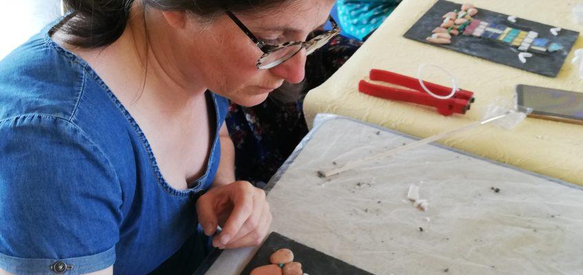 Atelier mosaïque à Mosaïk
