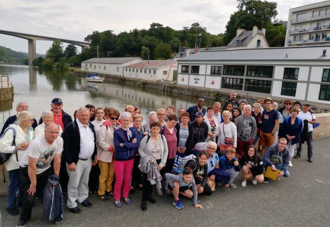 Visite de la baie de Morlaix, du château du Taureau et de Roscoff