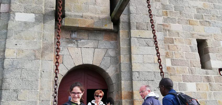 Entrée du Château du Taureau