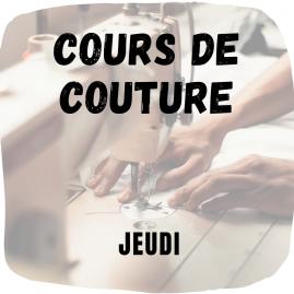 Cours de couture