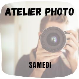 Atelier d'initiation à la photographie